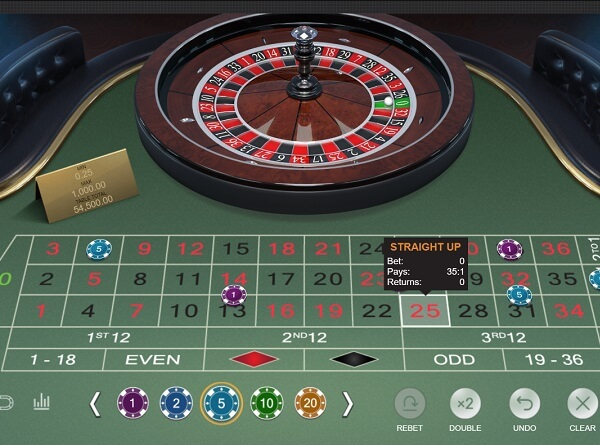 Red snake roulette