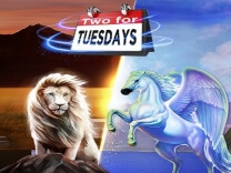 Double the Fun at Casino.com With Its Two for Tuesdays