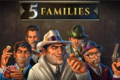 Meet the 5 Families at Casumo Casino