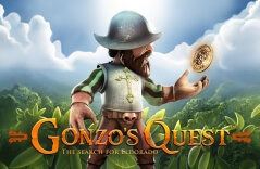 Gonzo's Quest Now Live at Casumo, Rewarding Players with Big Wins